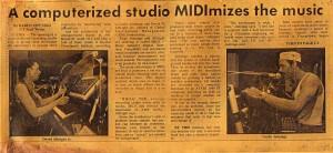 Chronicle Studio Article